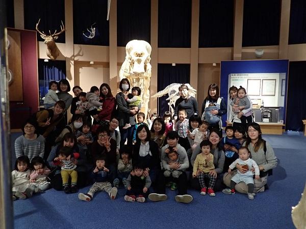 育児サークル モンキーズ様 ご見学 3/1(金)